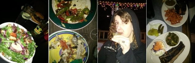 eating and drinking in Austin